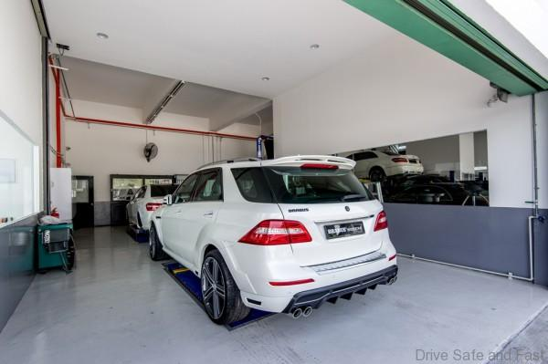 011 BRABUS Performance Centre