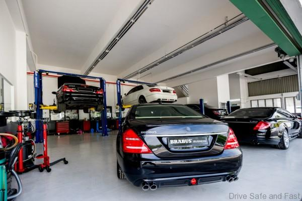 012 BRABUS Performance Centre