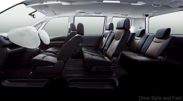 02 SSH_Interior_New Seat Design_With Airbags