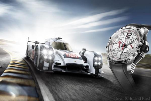 Chopard Superfast Chrono Porsche 919 Edition Watch_2
