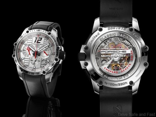 Chopard Superfast Chrono Porsche 919 Edition Watch