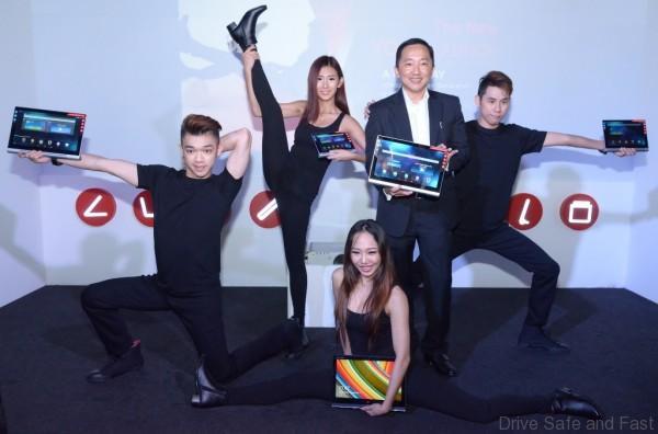 Lenovo YOGA Launch – 2