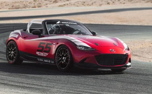 Mazda MX-5 Global Racing 1