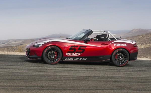 Mazda MX-5 Global Racing 3