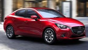 Mazda2-Sedan
