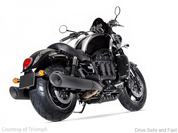 Triumph Limited Edition Rocket