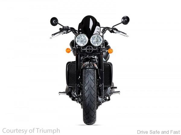 Triumph Limited Edition Rocket2