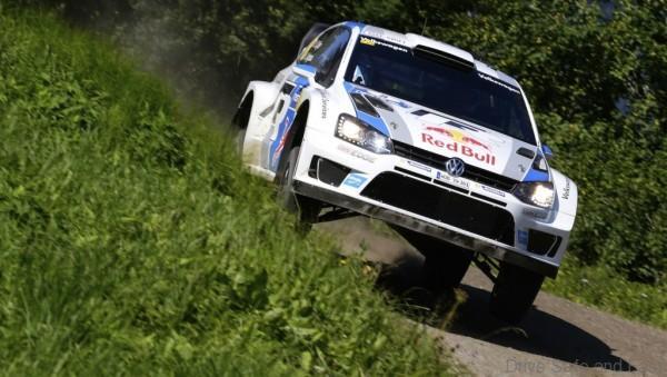 Sebastien Ogier (F), Julien Ingrassia (F) Volkswagen Polo R WRC (2013) WRC Rally Finland 2013