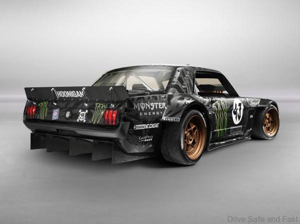 Hoonicorn RTR 1965 Ford Mustang