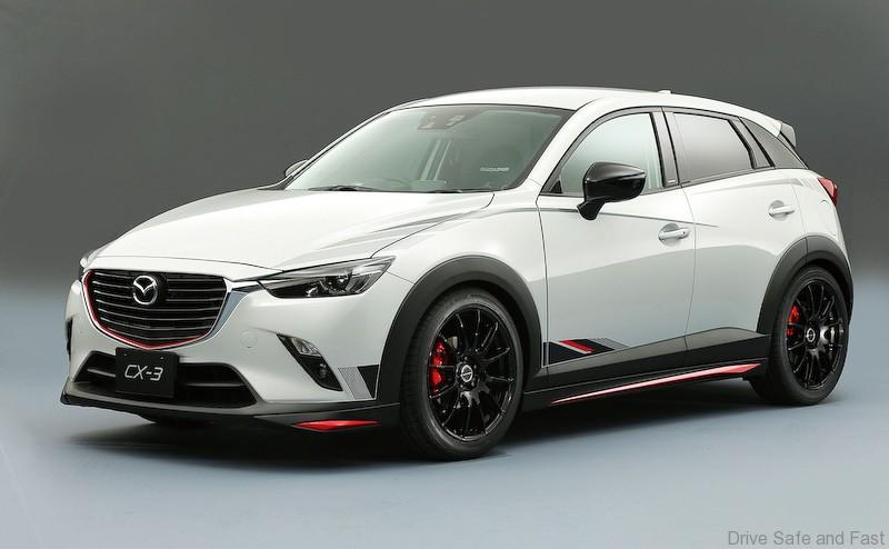 mazda zoom zoom on cx-5 revealed | drive safe and fast