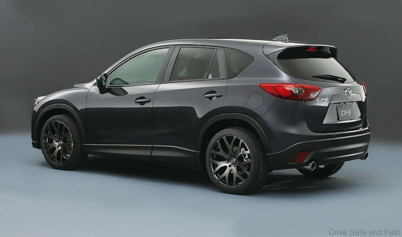 Mazda Zoom Zoom On Cx 5 Revealed Drive Safe And Fast