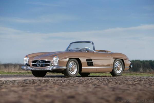 Bonhams Mercedes (1)