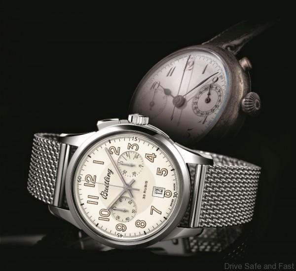 Breitling Transocean Chronograph-1