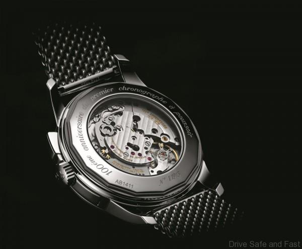 Breitling Transocean Chronograph-5