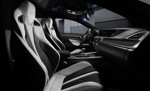 Lexus GS-F 4