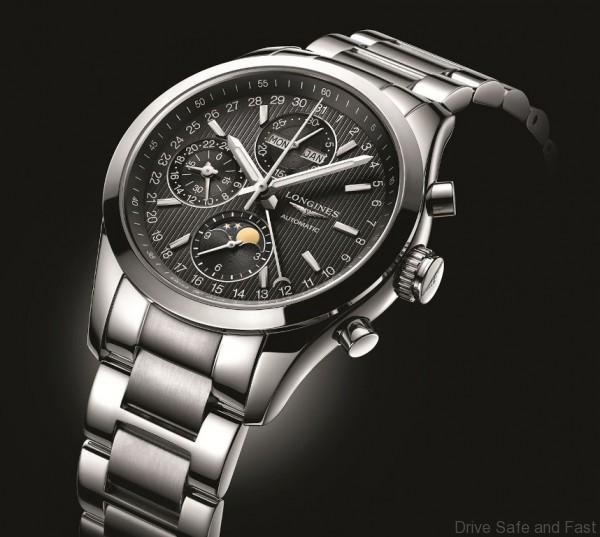 Longines Conquest Classic Moonphase 2