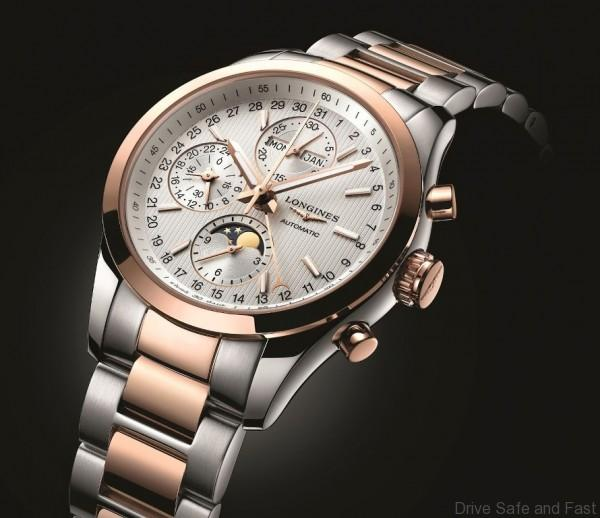 Longines Conquest Classic Moonphase 3