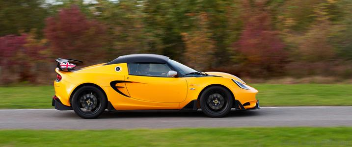Lotus releases new Elise S Cup – Drive Safe and Fast