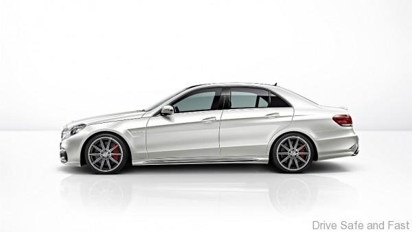 Mercedes-Benz E 63 AMG (W 212) Facelift 2013
