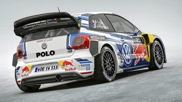 Polo WRC 3