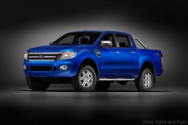 Ranger - the best selling nameplate at 8577 units in 2014