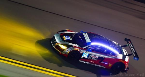 Audi R8 LMS #48 (Paul Miller Racing)