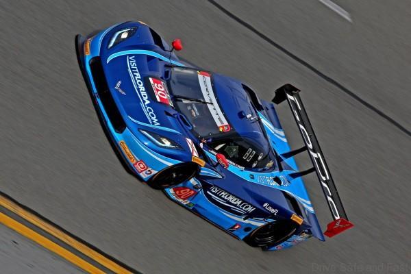Daytona ARCA test, December 2014