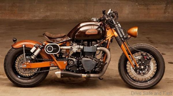 Triumph Bonneville by GP Design1