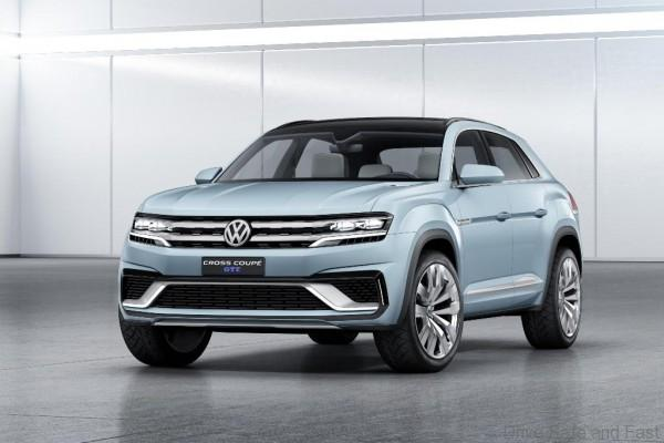 VW 1Cross Coupe GTE