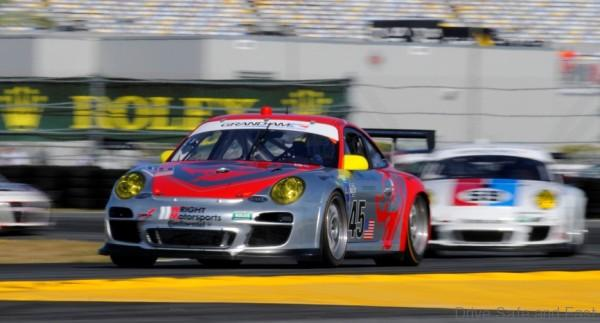Rolex 24 Hours Of Daytona 2015 Update 1st 4 Hours Drive