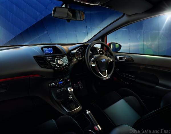 Ford Fiesta ST_Interior