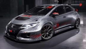 TCR-Asia-Series-2015_Honda_Civic_TCR