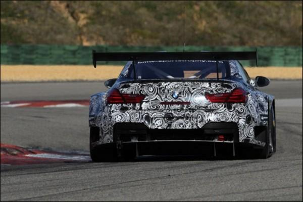 Monteblanco (ES) 27th February 2015. BMW Motorsport, BMW M6 GT3 Testing. This image is copyright free for editorial use © BMW AG (02/2015).
