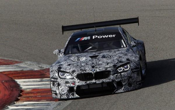 BMW M6 GT testing4