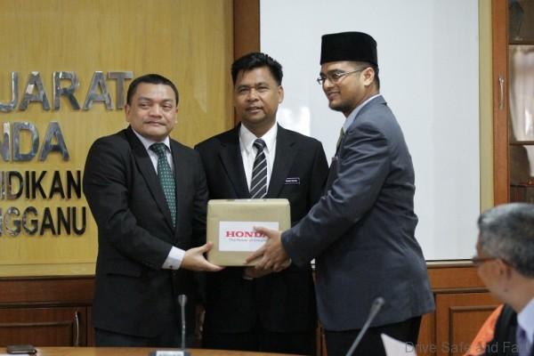 En. Roslan Abdullah, President and COO of Honda Malaysia Dendang