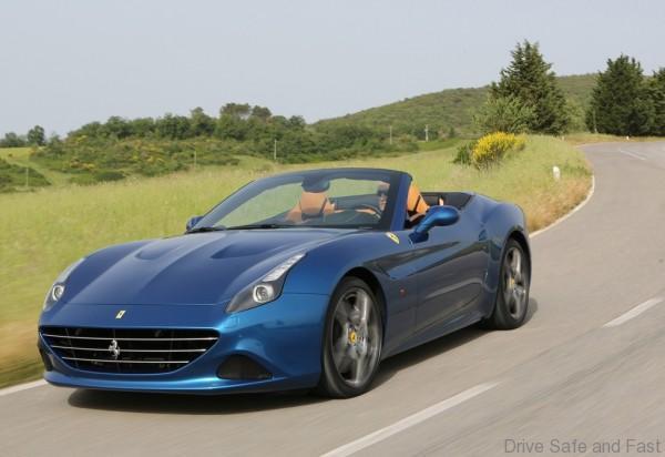 Ferrari California Ta