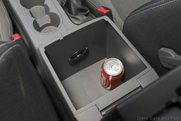 Ford Ranger_Interior