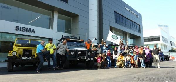 Jaguar Land Rover Malaysia