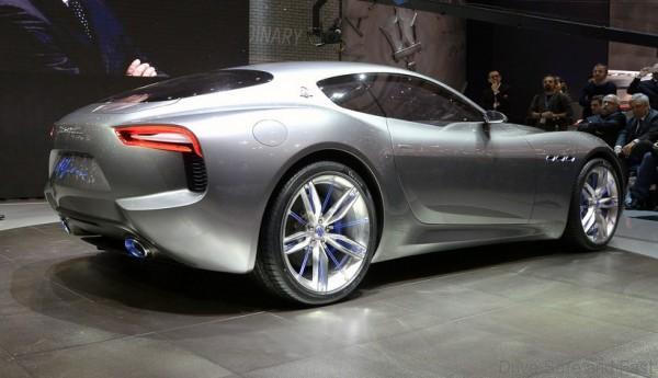Maserati Alfieri - Car Designs of the Year award2