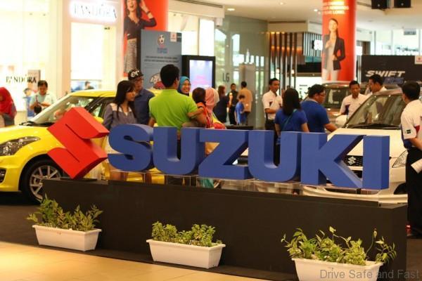 Suzuki Mega Roadshow2 Extension