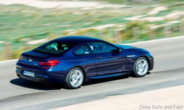 2015 BMW 6-Series Coupe