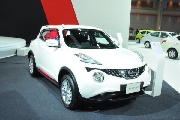 Juke Nissan BIMS