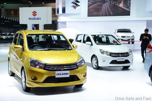 Suzuki Celerio BIMS