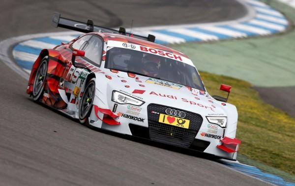 Motorsports / DTM test drives Hockenheim