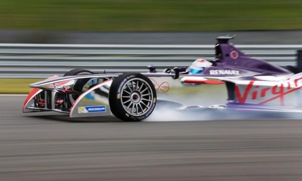 virgin race car-formula-e