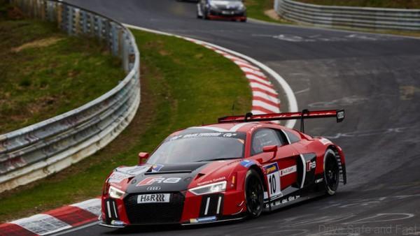 Audi R8 LMS Nordschleife Nurburgring 2