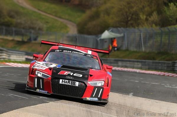 Audi R8 LMS Nordschleife Nurburgring 3