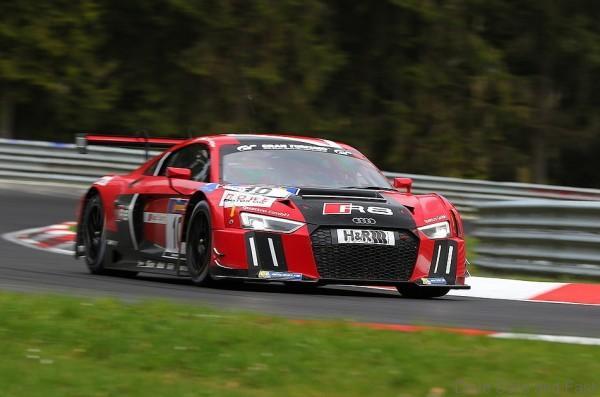 Audi R8 LMS Nordschleife Nurburgring