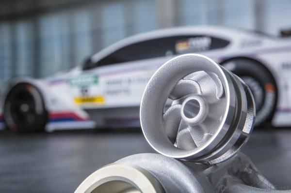 BMW 3D Print Water Pump DTM GT3 (3)