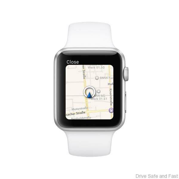 BMW Apple Watch i3 i8 (1)